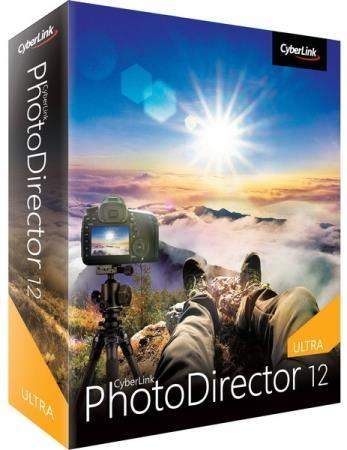CyberLink PhotoDirector Ultra 12.1.2512.0 + Rus