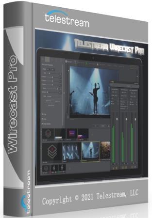 Telestream Wirecast Pro 14.1.0