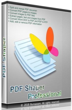 PDF Shaper Professional / Premium 10.7 Final