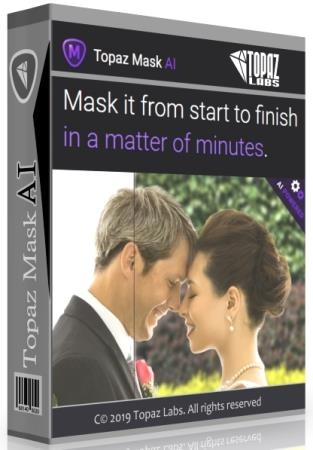 Topaz Mask AI 1.3.8 RePack & Portable by TryRooM