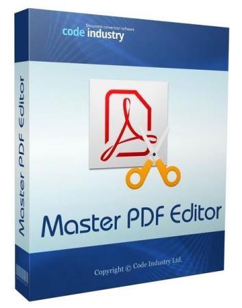 Master PDF Editor 5.7.08