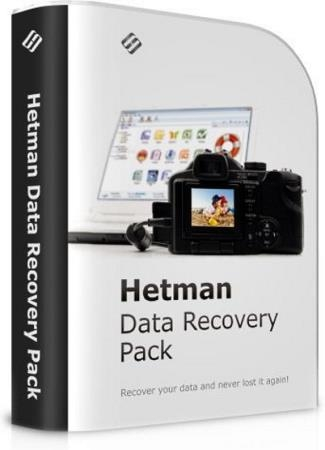 Hetman Data Recovery Pack 3.4 Unlimited / Commercial / Office / Home