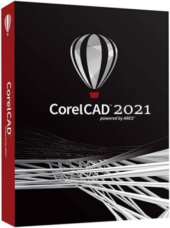 CorelCAD 2021.0 Build 21.0.1.1031