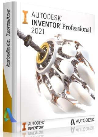 Autodesk Inventor Pro 2021.2.1 build 289 by m0nkrus