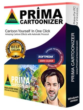 Prima Cartoonizer 3.0.1