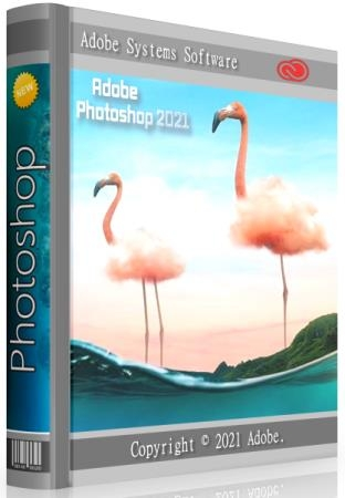Adobe Photoshop 2021 22.2.0.183 by m0nkrus