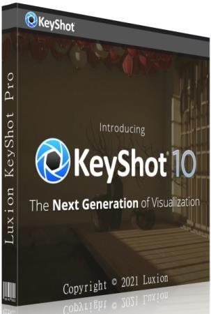 Luxion KeyShot Pro 10.1.80