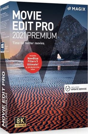 MAGIX Movie Edit Pro 2021 Premium 20.0.1.79 + Rus + Content
