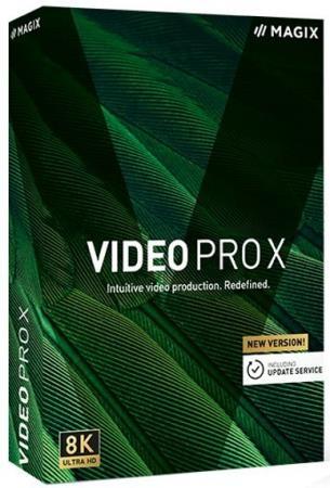 MAGIX Video Pro X12 18.0.1.94 + Rus + Content