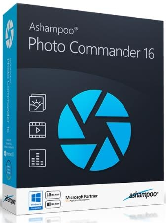 Ashampoo Photo Commander 16.3.1 RePack & Portable by TryRooM