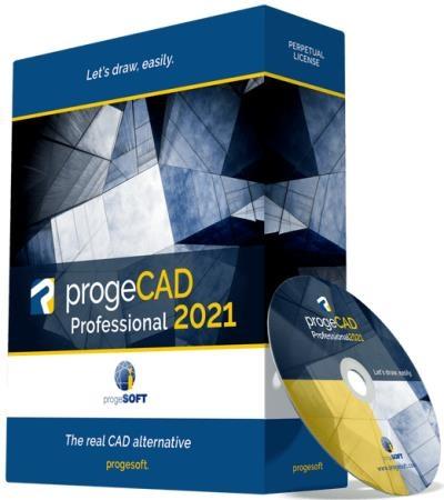 progeCAD 2021 Professional 21.0.6.11