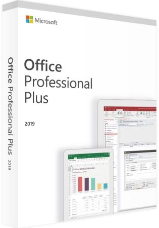 Microsoft Office 2016-2019 Professional Plus / Standard + Visio + Project 16.0.13801.20266 (2021.02) RePack by KpoJIuK
