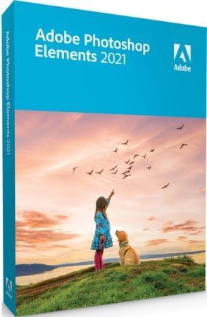 Adobe Photoshop Elements 2021.2 19.2.0.406 RePack by PooShock