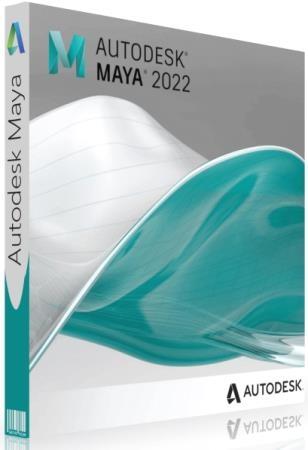 Autodesk Maya 2022 Build 22.0.0.217 by m0nkrus