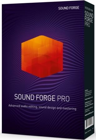 MAGIX Sound Forge Pro 15.0 Build 45 + Rus