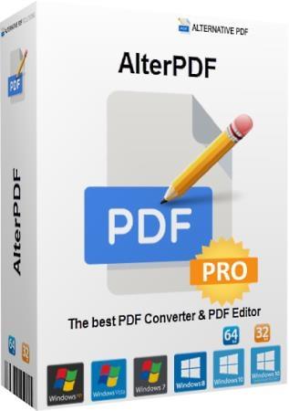 AlterPDF Pro 5.2