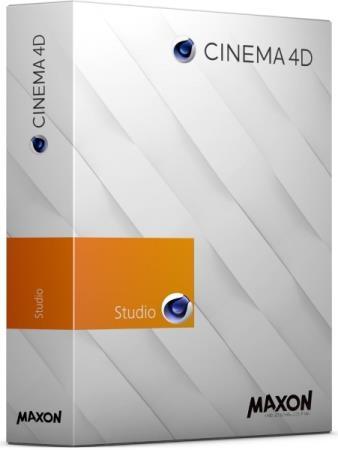 Maxon CINEMA 4D Studio S24.035