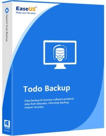 EaseUS Todo Backup 13.5.0.0 Build 20210409 + WinPE