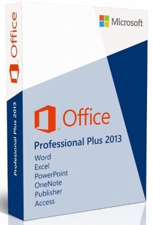 Microsoft Office 2013 SP1 Pro Plus / Standard 15.0.5337.1001 RePack by KpoJIuK (2021.04)