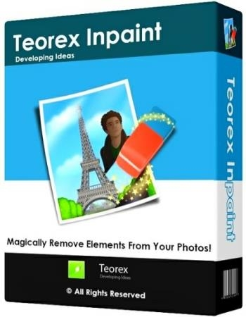 Teorex Inpaint 9.1 Portable by conservator