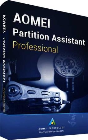 AOMEI Partition Assistant 9.2 Technician / Pro / Server / Unlimited + WinPE