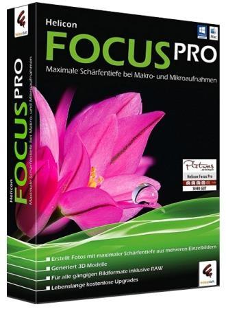 Helicon Focus Pro 7.7.0