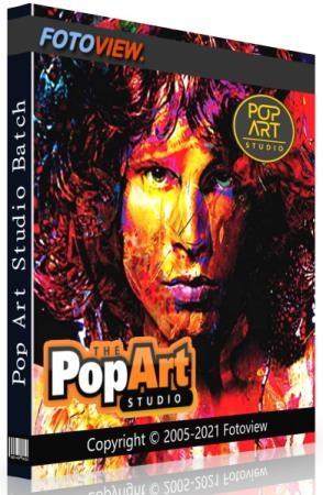 Pop Art Studio 10.0 Batch Edition Portable by conservator