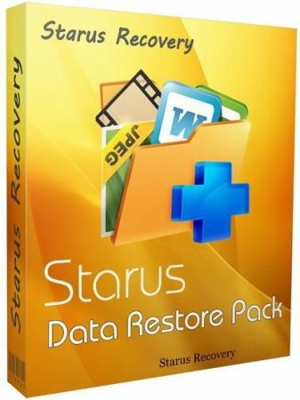 Starus Data Restore Pack 3.7 Unlimited / Commercial / Office / Home
