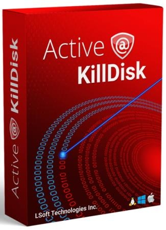 Active KillDisk Ultimate 14.0.11 + WINPE