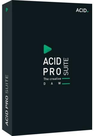 MAGIX ACID Pro Suite 10.0.5 Build 37