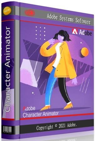 Adobe Character Animator 2021 4.2.0.34