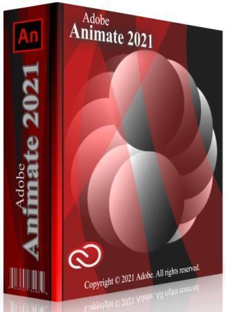 Adobe Animate 2021 21.0.6.41649