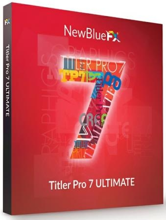 NewBlue Titler Pro 7 Ultimate 7.7.210505