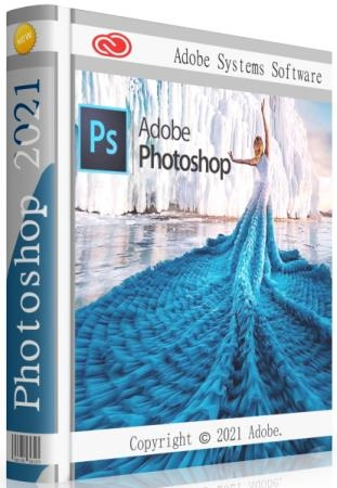 Adobe Photoshop 2021 22.4.0.195 RePack by KpoJIuK