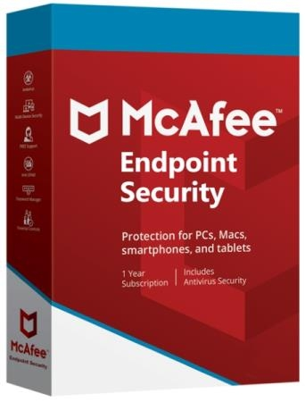 McAfee Endpoint Security 10.7.0.1093.23