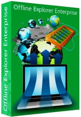 MetaProducts Offline Explorer Enterprise 8.1.4896