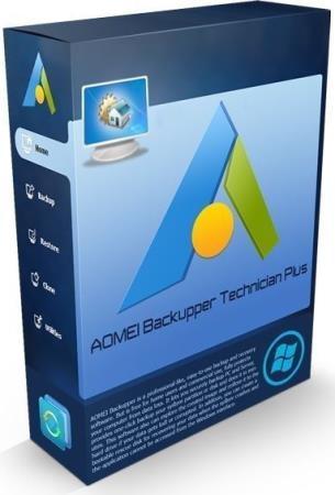AOMEI Backupper 6.5.1 Technician Plus RePack by KpoJIuK