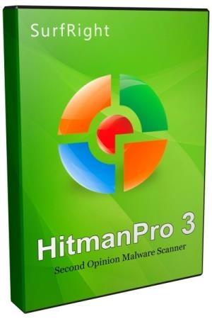 HitmanPro 3.8.23 Build 318 Final
