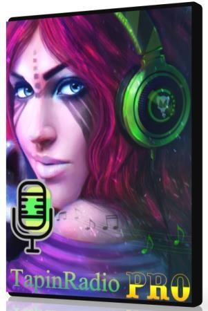 TapinRadio Pro 2.14.4 + Portable