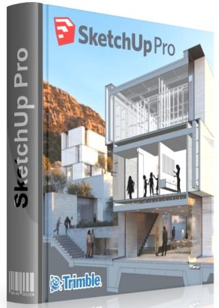 SketchUp Pro 2021 21.1.279 RePack by KpoJIuK