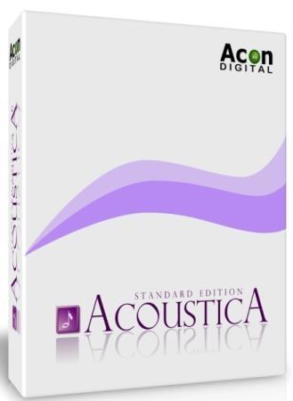 Acoustica Premium Edition 7.3.7 + Rus