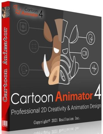 Reallusion Cartoon Animator 4.5.2918.1 RePack by PooShock