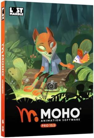 Moho Pro 13.5.1 Build 20210623