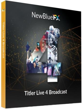 NewBlue Titler Live 4 Broadcast 4.1.210630