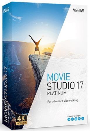 MAGIX VEGAS Movie Studio Platinum 17.0 Build 223