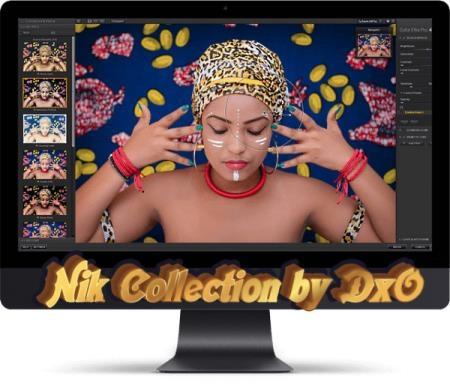 Nik Collection by DxO 4.1.0 Portable by conservator