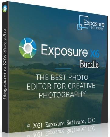 Exposure X6 Bundle 6.0.8.210