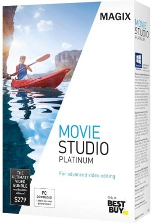 MAGIX Movie Studio 18 Platinum 18.1.0.24