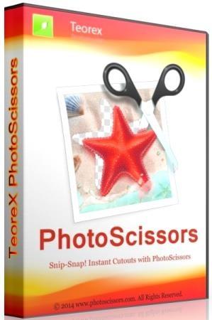 Teorex PhotoScissors 8.3