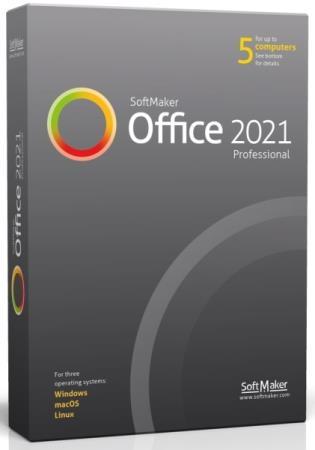 SoftMaker Office Professional 2021 Rev S1034.0710
